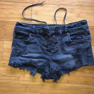Billabong Tie Shorts